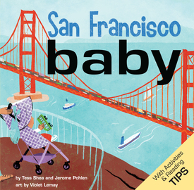 San Francisco Baby - cover