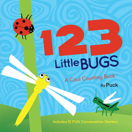 123 Little Bugs - cover