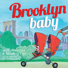Brooklyn Baby - cover