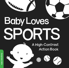 Baby Loves Sports - cover