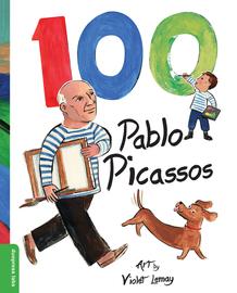 100 Pablo Picassos - cover