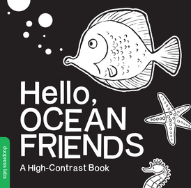 Hello, Ocean Friends - cover