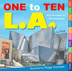 One to Ten L.A. - cover