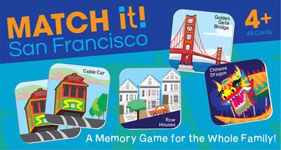 Match it! San Francisco - cover