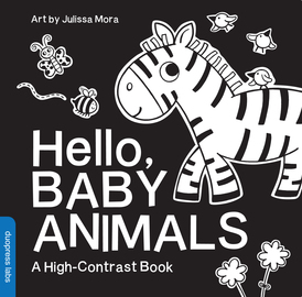 Hello, Baby Animals - cover