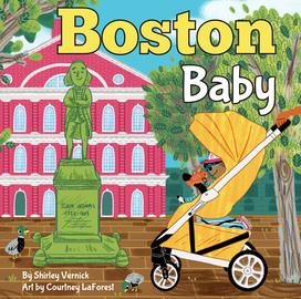 Boston Baby - cover