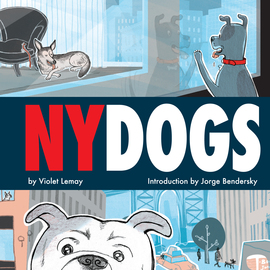 NY DOGS - cover