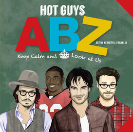 Hot Guys ABZ - cover