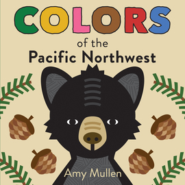 Colors of the Pacific Northwest - cover