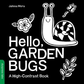 Hello, Garden Bugs - cover