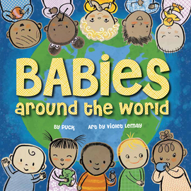 Babies Around the World - cover
