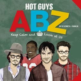 Hot Guys ABZ - cover