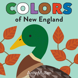 Colors of New England - cover