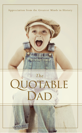The Quotable Dad - cover