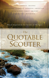The Quotable Scouter - cover