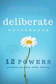 Deliberate Motherhood - cover