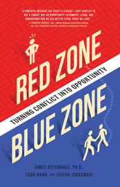 Red Zone, Blue Zone - cover