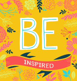 BE Inspired - cover