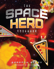 The Space Hero Cookbook - cover