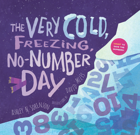 The Very Cold, Freezing, No-Number Day - cover