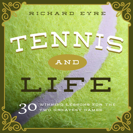 Tennis and Life - cover