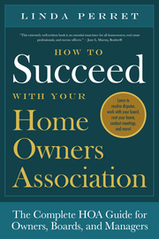 How to Succeed with Your Homeowners Association - cover
