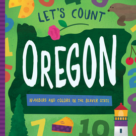 Let's Count Oregon - cover