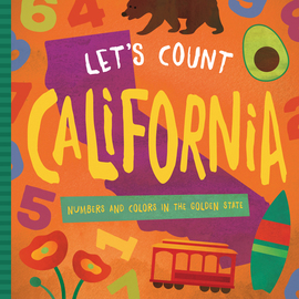 Let's Count California - cover