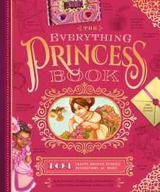 The Everything Princess Book - cover