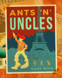 Ants 'N' Uncles - cover