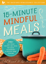 15-Minute Mindful Meals - cover