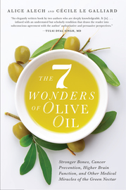 The 7 Wonders of Olive Oil - cover