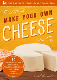 Make Your Own Cheese - cover