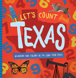Let's Count Texas - cover