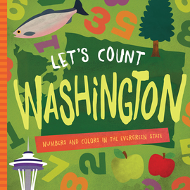 Let's Count Washington - cover