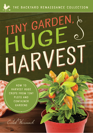 Tiny Garden, Huge Harvest - cover