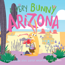 A Very Bunny Arizona - cover