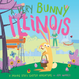A Very Bunny Illinois - cover