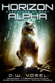 Horizon Alpha: Predators of Eden - cover