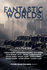 Fantastic Worlds: A Fantasy Anthology - cover