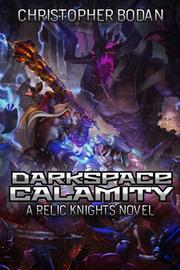 Darkspace Calamity - cover