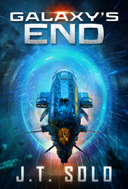 Galaxy's End - cover