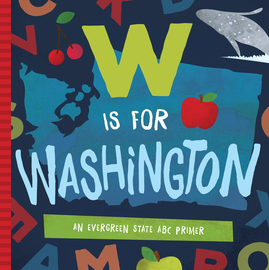 W is for Washington - cover