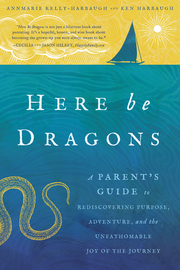 Here Be Dragons - cover