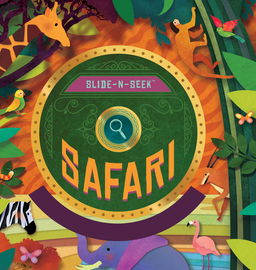 Slide-N-Seek: Safari - cover