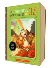 The Wonderful Wizard of Oz Book and Puzzle Box Set - cover