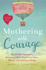 Mothering with Courage - cover