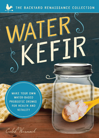 Water Kefir - cover