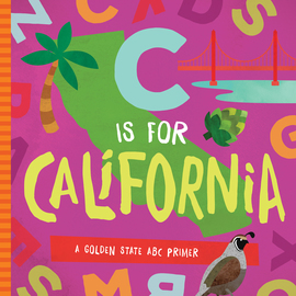 C is for California - cover