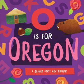 O is for Oregon - cover